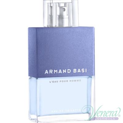 Armand Basi L'Eau Pour Homme EDT 125ml for Men Without package Men's