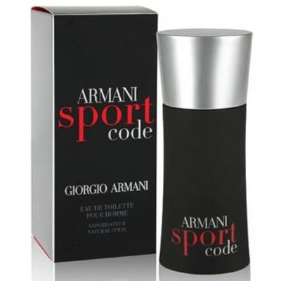 Armani Code Sport EDT 30ml for Men