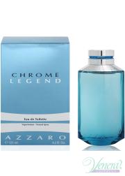 Azzaro Chrome Legend EDT 40ml for Men Men's Fragrance