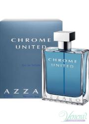 Azzaro Chrome United EDT 30ml for Men Men's Fragrance