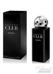 Azzaro Club EDT 75ml for Women Men's Fragrance