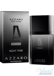 Azzaro Pour Homme Night Time EDT 100ml for Men Men's Fragrance