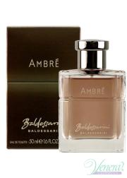 Baldessarini Ambré EDT 50ml for Men Men's Fragrance