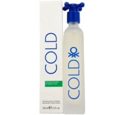 Benetton Cold EDT 100ml for Men