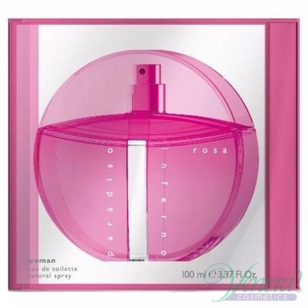 pink benetton perfume