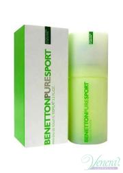 Benetton Pure Sport EDT 50ml for Men