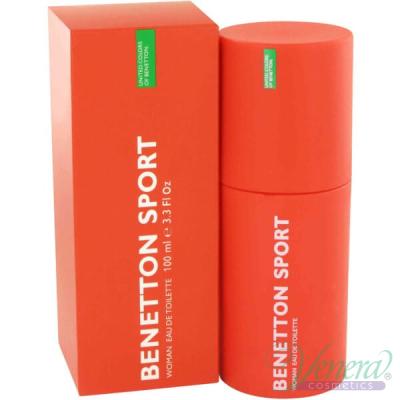 Benetton Sport EDT 100ml for Women Women's Fragrance