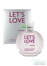 Benetton Let's Love EDT 30ml for Women