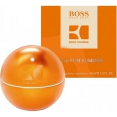 Boss In Motion Orange Made For Summer EDT 40ml for Men