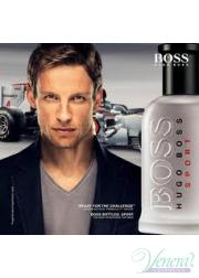 Boss Bottled Sport EDT 100ml for Men Men's Fragrance