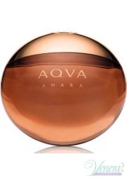 Bvlgari Aqva Amara EDT 100ml for Men Without Package Men's Fragrance