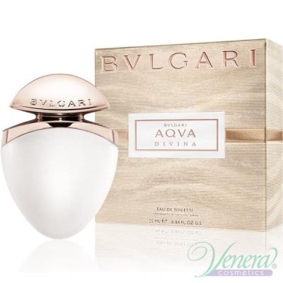 Bvlgari Aqva Divina EDT 25ml for Women Women's Fragrance