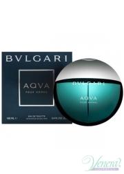 Bvlgari Aqva Pour Homme EDT 100ml for Men Men's Fragrance