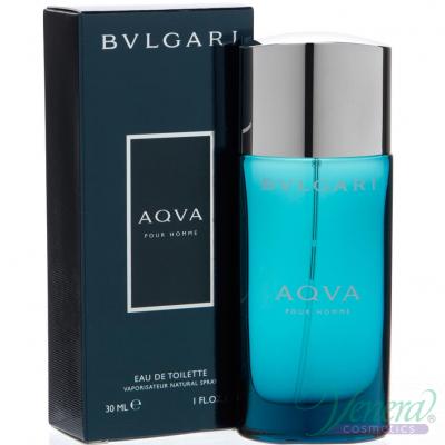 Bvlgari Aqva Pour Homme EDT 30ml for Men  Men's Fragrance