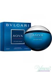 Bvlgari Aqva Pour Homme Atlantiqve EDT 100ml for Men Men's Fragrance