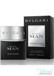 Bvlgari Man Black Cologne EDT 30ml for Men Men's Fragrance