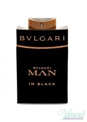 Bvlgari Man In Black EDP 100ml for Men Without Package Men's Fragrance