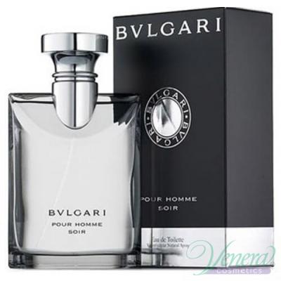 Bvlgari Pour Homme Soir EDT 100ml for Men Men's Fragrance
