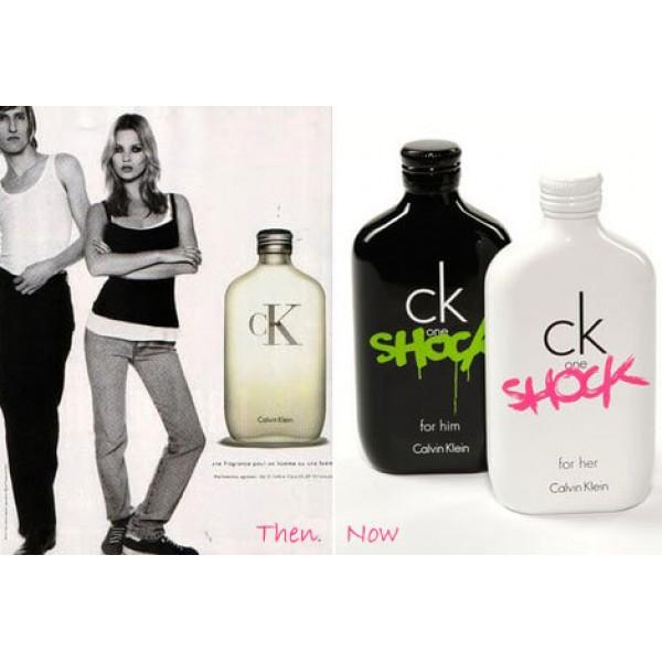 Calvin Klein Ck One Shock Edt 50ml For Women