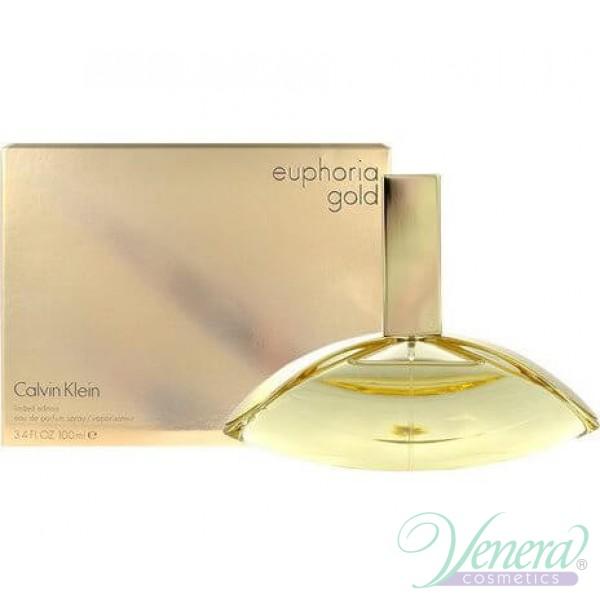 Calvin klein euphoria gold edp 100 ml