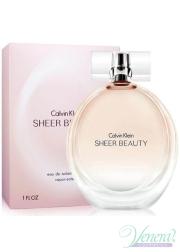 Calvin Klein Sheer Beauty EDT 50ml for Women