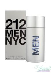Carolina Herrera 212 EDT 100ml for Men Men's Fragrance