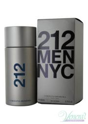 Carolina Herrera 212 EDT 200ml for Men Men's Fragrance