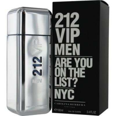 Carolina Herrera 212 VIP Men EDT 200ml for Men