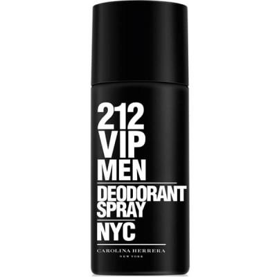 Carolina Herrera 212 VIP Men Deo Spray 150ml for Men