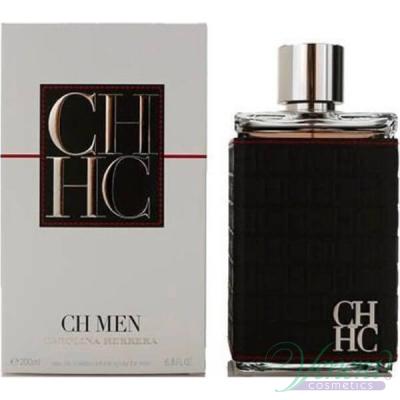 Carolina Herrera CH EDT 200ml for Men Men's Fragrance
