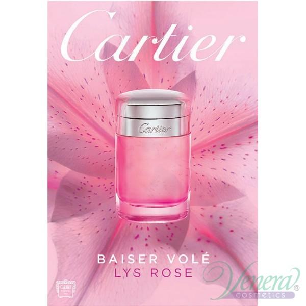 1f018ed67b7 Cartier Baiser Vole Lys Rose EDT 50ml for Women