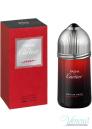 Cartier Pasha de Cartier Edition Noire Sport EDT 100ml for Men Without Package