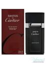 Cartier Santos de Cartier EDT 100ml for Men Without Package