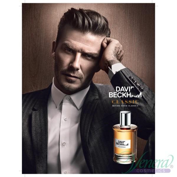 David Beckham Classic Edt 60ml For Men