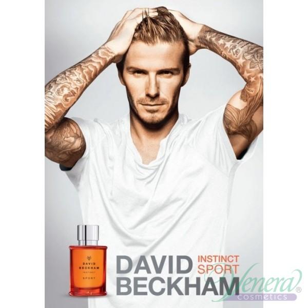 profumo David Beckham