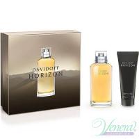 Davidoff Horizon Set (EDT 125ml + SG 75ml) for Men Men's Gift sets