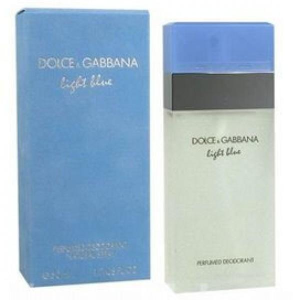 dolce gabbana light blue edt 50ml for women. Black Bedroom Furniture Sets. Home Design Ideas