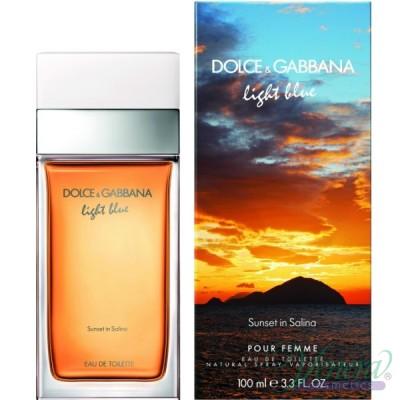 Dolce&Gabbana Light Blue Sunset in Salina EDT 25ml for Women