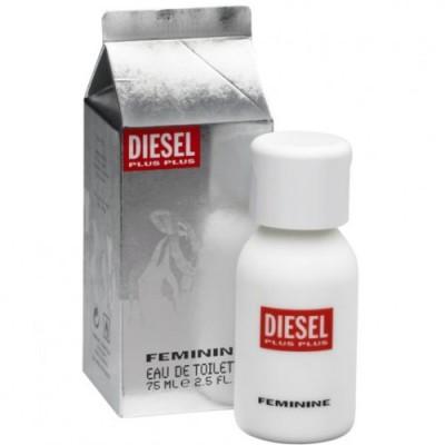 Diesel Plus Plus EDT 75ml for Women