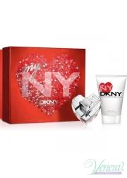 DKNY My NY Set (EDP 50ml + Body Lotion 100ml) for Women Women's Gift sets