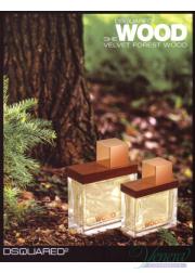 Dsquared2 She Wood Velvet Forest EDP 30ml for Women Women's Fragrance