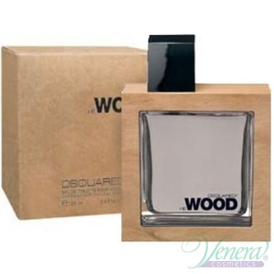 Dsquared2 He Wood EDT 100ml for Men Men's Fragrance