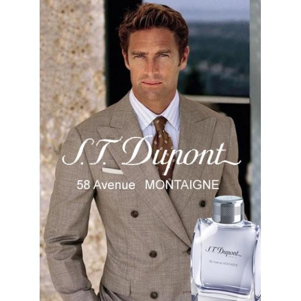 Dupont 58 Avenue Montaigne EDT 100ml for Men