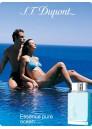 S.T. Dupont Essence Pure Ocean EDT 30ml for Men
