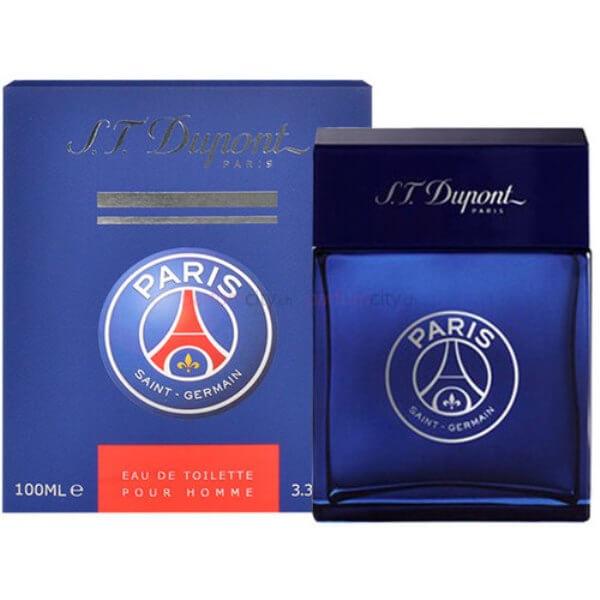 S T Dupont Parfum Officiel Du Paris Saint Germain Edt 50ml For Men Venera Cosmetics