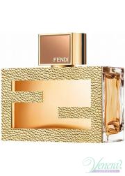 Fendi Fan di Fendi Leather Essence EDP 75ml for Women Without Package