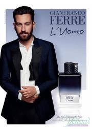 Gianfranco Ferre L'Uomo EDT 50ml for Men Men's Fragrance