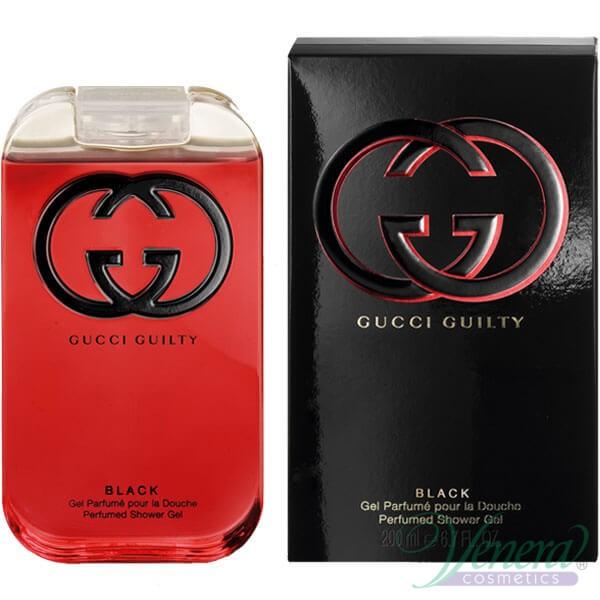 Gucci Guilty Black Pour Femme Shower Gel 200ml for Women 156037f85f2