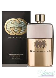 Gucci Guilty Diamond Pour Homme EDT 90ml for Men