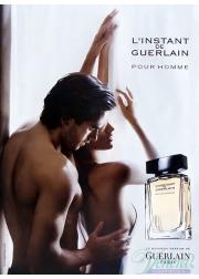 Guerlain L'Instant Pour Homme EDT 100ml for Men Without Package Men's Fragrances without package